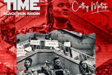 Cathy Matete Revolution Time