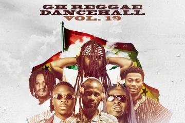 Ghana Reggae Dancehall Mix