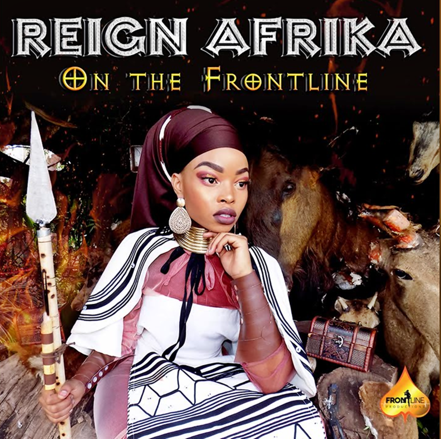 Reign Afrika - On The Frontline
