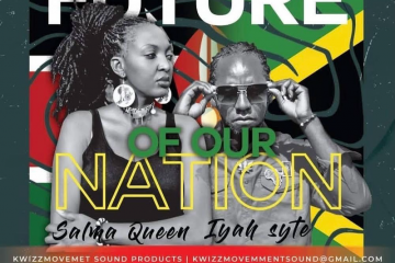 Salma Queen and Iyah Syte - Future of Our Nation