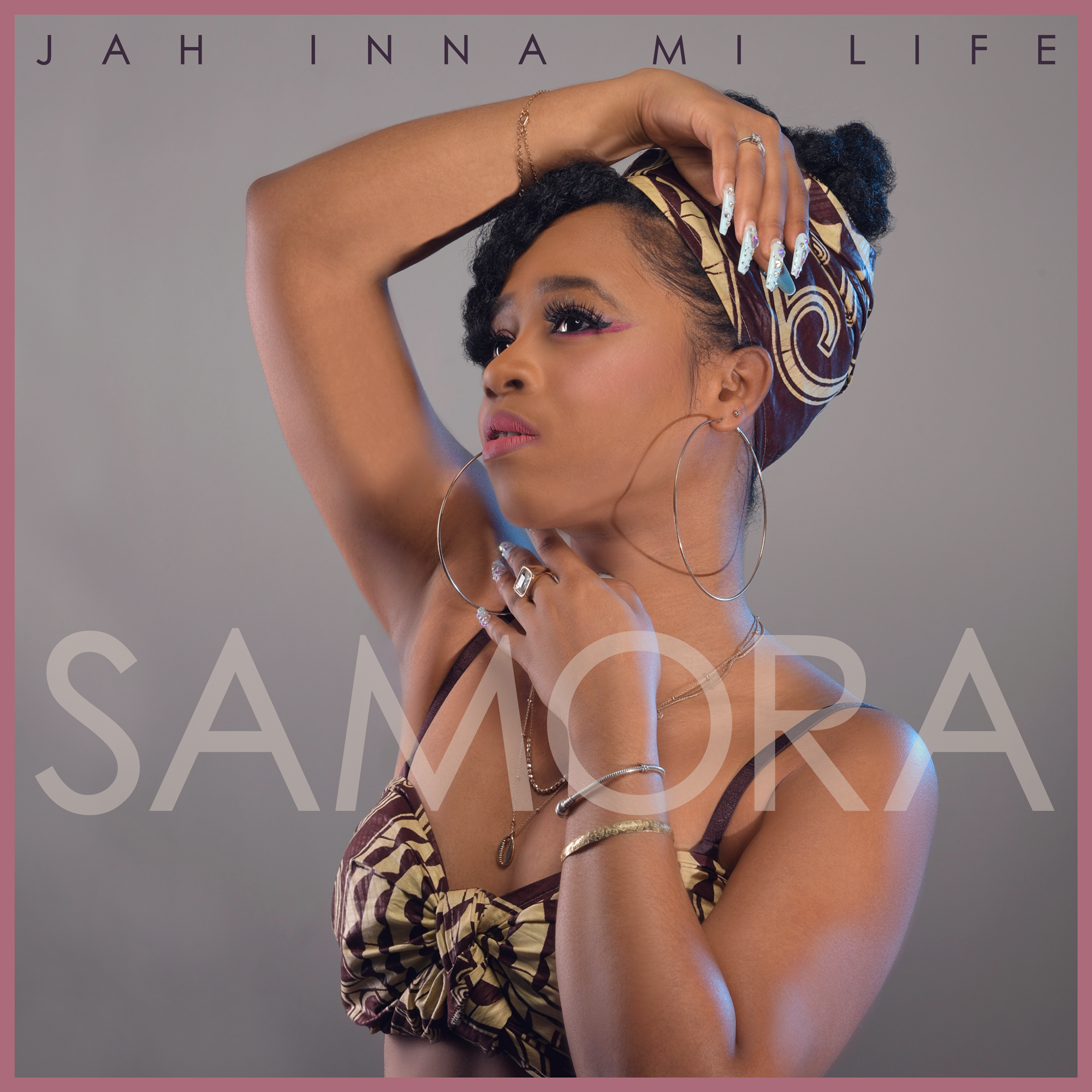 Samora - Jah Inna Me Life