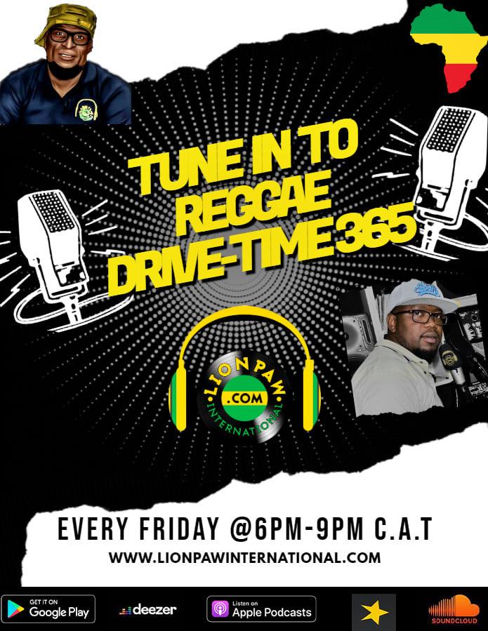 365 Reggae Drive Time
